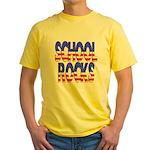 School Rocks Yellow T-Shirt