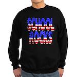 School Rocks Sweatshirt (dark)