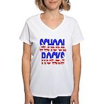 School Rocks Women's V-Neck T-Shirt