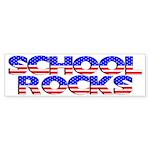 School Rocks Bumper Sticker