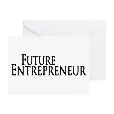 Future Entrepreneur Greeting Cards (Pk of 20)