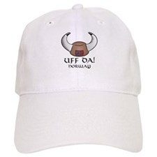 Uff Da! Norway Viking Hat Baseball Cap