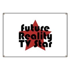 Future Reality TV Star Banner