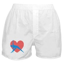 Love Triangle Boxer Shorts