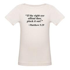 Matthew 5:29 Tee