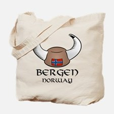 Bergen Norway Tote Bag