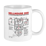 Hell House 2000 Map Mug