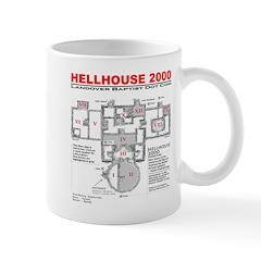 Hell House 2000 Map Mug
