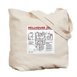 Hell House Tote Bag