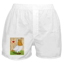 I Heart Nuns Boxer Shorts