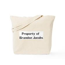 Property of Brandon Jaco Tote Bag