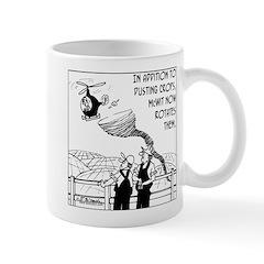 Crop Dusting & Rotation the Easy Way Mug