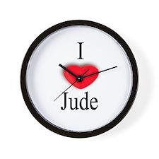 Jude Wall Clock