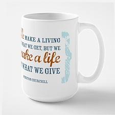 Make a Life Mug