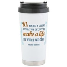 Make a Life Travel Mug