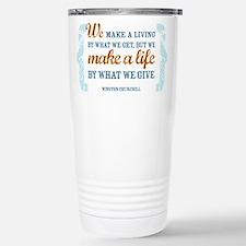 Make a Life Travel Mug