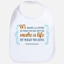 Make a Life Bib