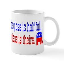 Democrats Vs. Republicans Mug