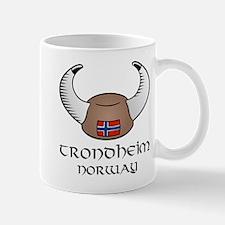 Trondheim Norway Mug