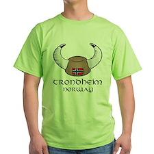 Trondheim Norway T-Shirt