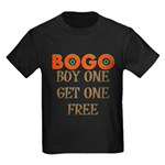 BOGO Kids Dark T-Shirt