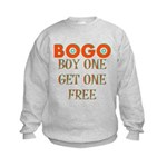 BOGO Kids Sweatshirt