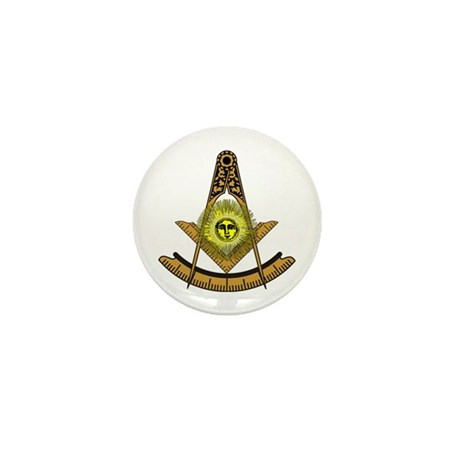 Past Master Design 5 Mini Button