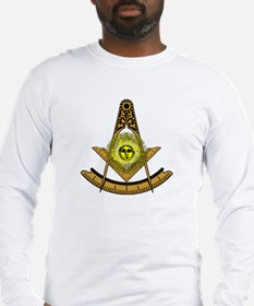 Past Master Design 5 Long Sleeve T-Shirt