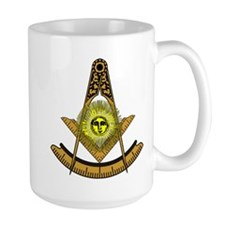 Past Master Design 5 Mug