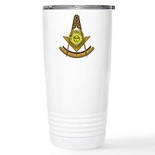 Past Master Design 5 Thermos Mug
