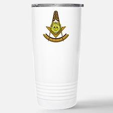 Past Master Design 5 Travel Mug