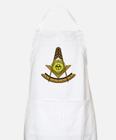 Past Master Design 5 BBQ Apron