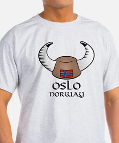 Oslo Norway T-Shirt