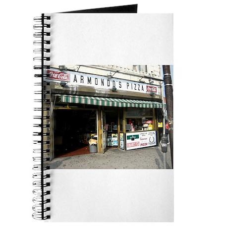 Armando's Pizza Journal