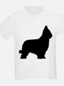 Briard Kids T-Shirt