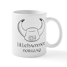 Lillehammer Norway Mug