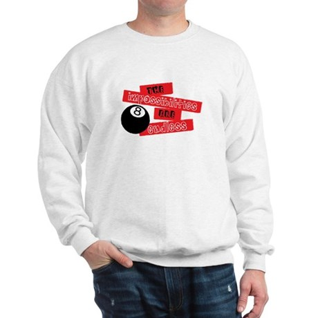 magic 8 ball Sweatshirt