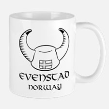 Evenstad Norway Mug