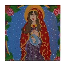 Immaculate Virgin Tile Coaster
