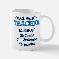Teacher's Mission Mug