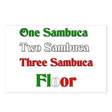 Sambuca Postcards (Package of 8)