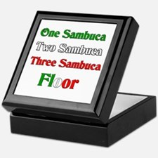Sambuca Keepsake Box