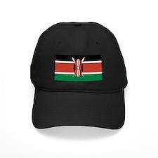 Kenya Flag Baseball Cap
