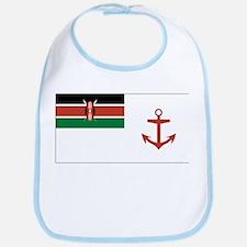 Kenya Naval Ensign Bib
