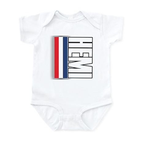 Hemi RWBB Infant Bodysuit