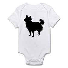 Chihuahua Longhair Infant Creeper