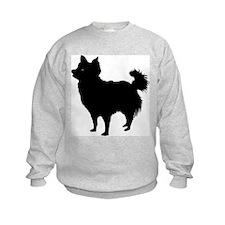 Chihuahua Longhair Sweatshirt