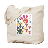 Rescue dogs Canvas Bags
