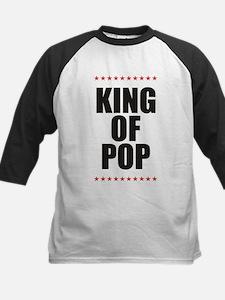 KING OF POP STARS Kids Baseball Jersey