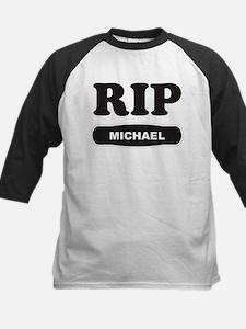 RIP MICHAEL Kids Baseball Jersey